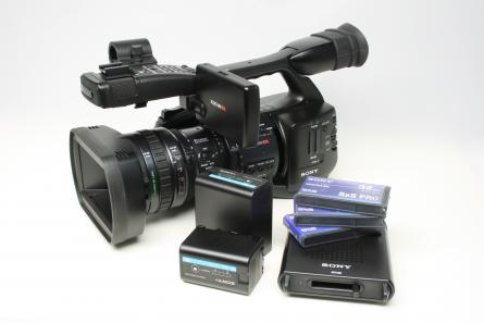 Sony EX1 Camera Package