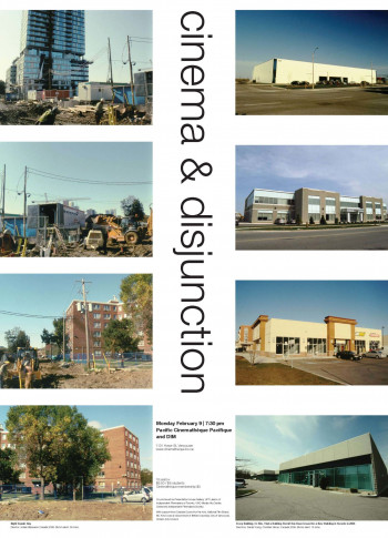 Cinema and Disjunction cover
