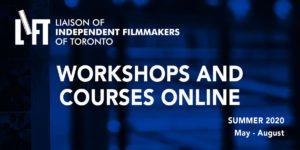 Summer 2020 Workshops
