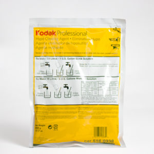 Kodak Hypoclear (Clearing Bath)
