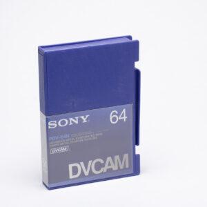 DVCAM nonmini dv-002