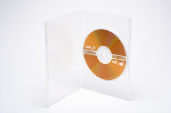 DVD in Case-006