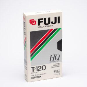 Fuji Videocassette-002