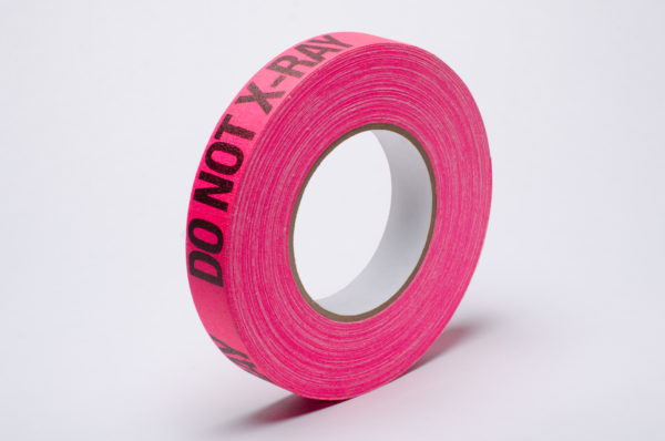 One Inch DO NOT XRAY Camera Tape-004