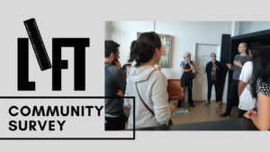 LIFT Community Survey 2020 – Extended Deadline