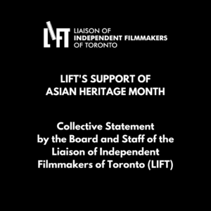 Collective Statement by the Board and Staff of LIFT – Support of Asian Heritage Month